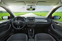 Škoda Fabia NJ 2018