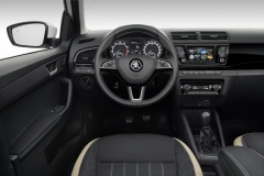 Škoda Fabia Combi NJ 2018