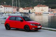 Škoda Fabia Monte Carlo 2015