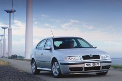 Škoda Octavia 2000
