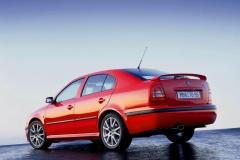 Škoda Octavia RS 2001
