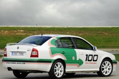 Škoda Octavia RS WRC Edition 2000