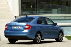 Škoda Rapid 2013