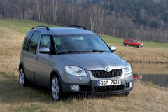 Škoda Roomster Scout 2007