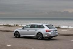 Škoda Superb iV Laurin & Klement Combi 2019