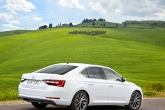 Škoda Superb Laurin & Klement 2015