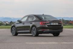Škoda Superb Laurin & Klement 2019