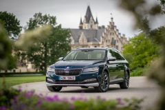 Škoda Superb Scout 2019