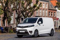 Toyota Proace Electric Van 2020
