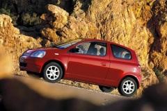 Toyota Yaris XP10 1999