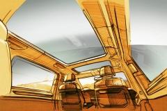 Volkswagen Multivan T7 2021 teaser