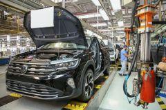 Volkswagen Nivus 2020 výroba