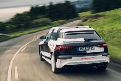 Audi S3 prototype 2020