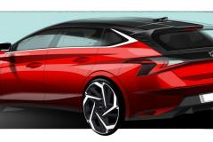 Hyundai i20 teaser 2020