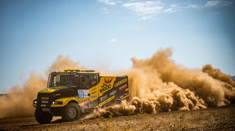 Dakar 2020 Macík