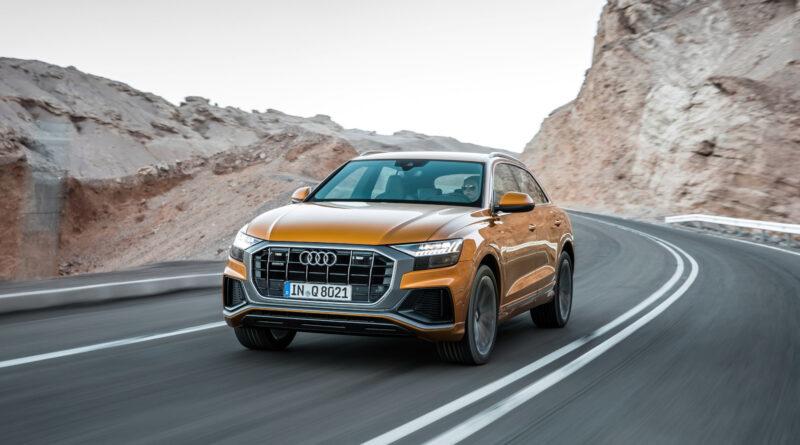 Audi Q8 50 TDI quattro 2018