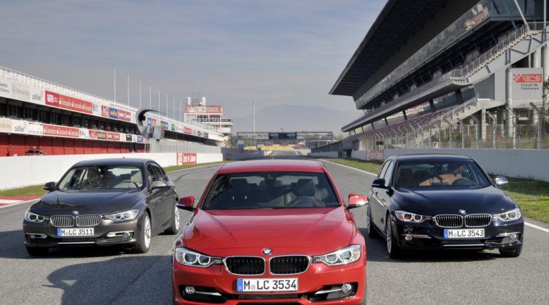 BMW 3 (F30)