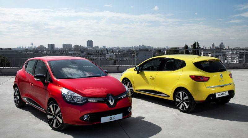 Renault Clio IV 2012