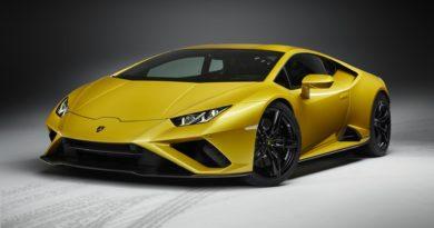 Lamborghini Huracán Evo RWD 2020