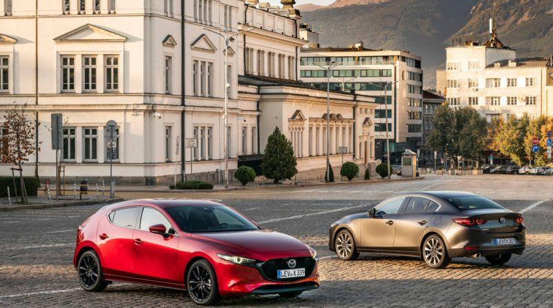 Mazda 3 BP 2019