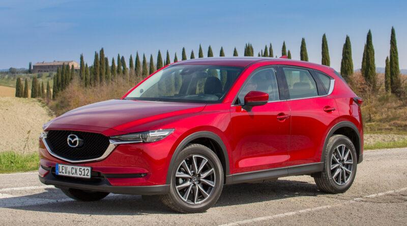 Mazda CX-5 KE 2017