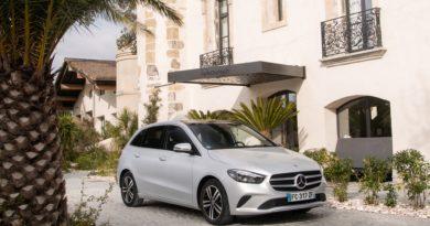 Mercedes-Benz B (W247) 2018