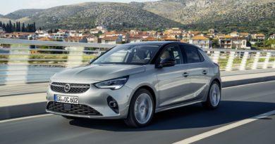 Opel Corsa F 2019