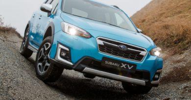 Subaru XV e-Boxer 2020