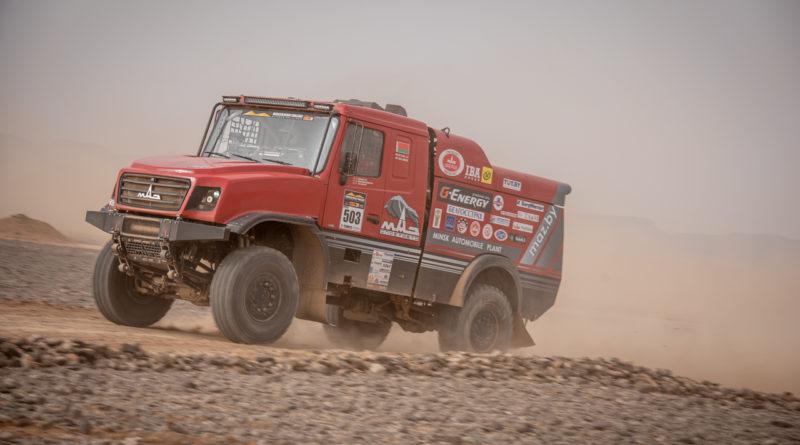 MAZ 6440 RR Rallye Dakar