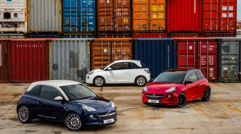Opel Adam 2012