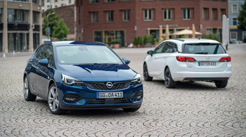 Opel Astra K 2019