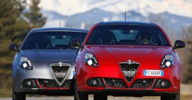 Alfa Romeo Giulietta 940