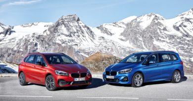 BMW 2 Active Tourer/Gran Tourer