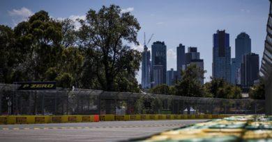Velká cena Austrálie formule 1 2020