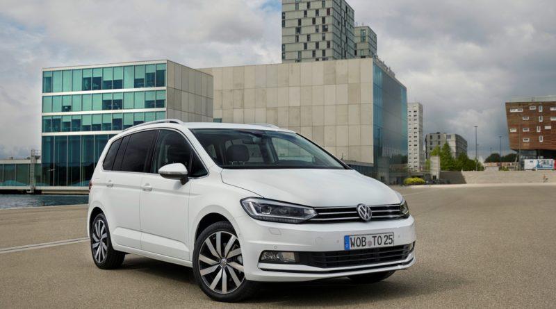 Volkswagen Touran 2015
