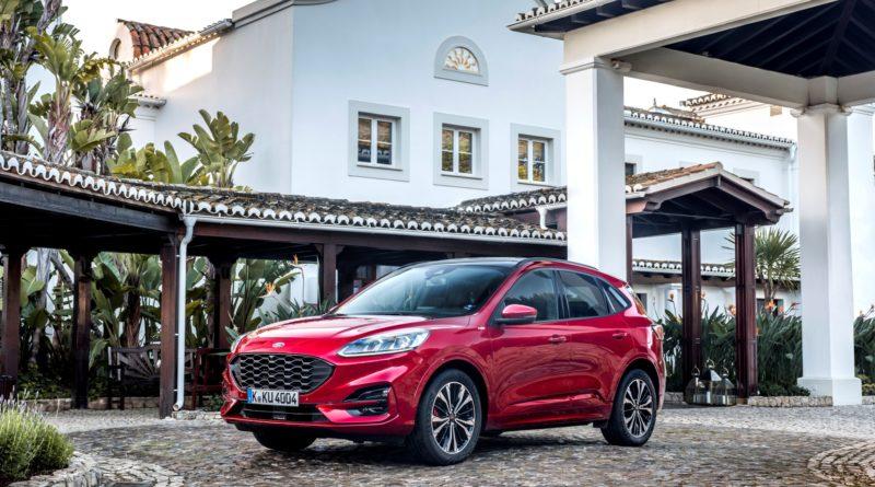 Ford Kuga ST-Line 2020