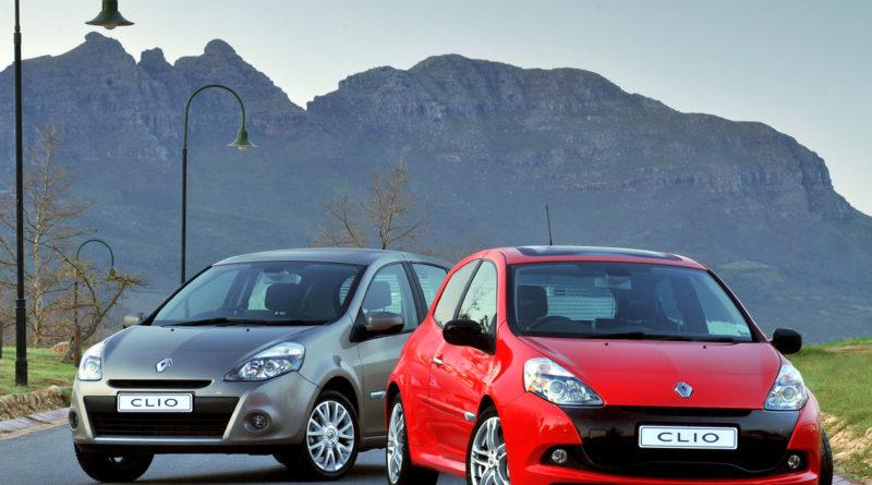 Renault Clio 3 2009