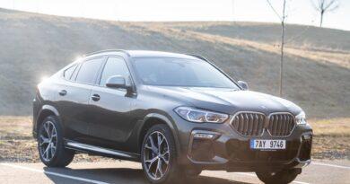 BMW X6 G06 2019