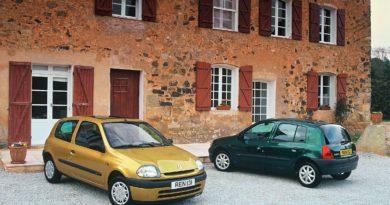 Renault Clio 2 1998