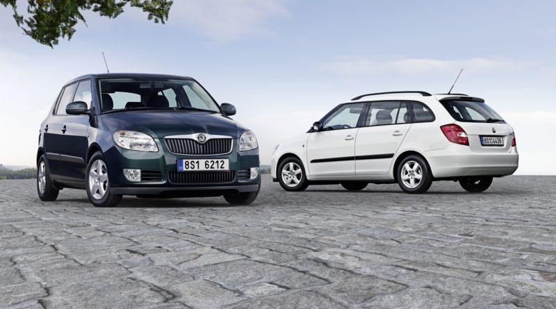 Škoda Fabia 2 5J 2007