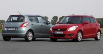 Suzuki Swift AZG 2010