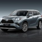 Toyota Highlander Hybrid 2021