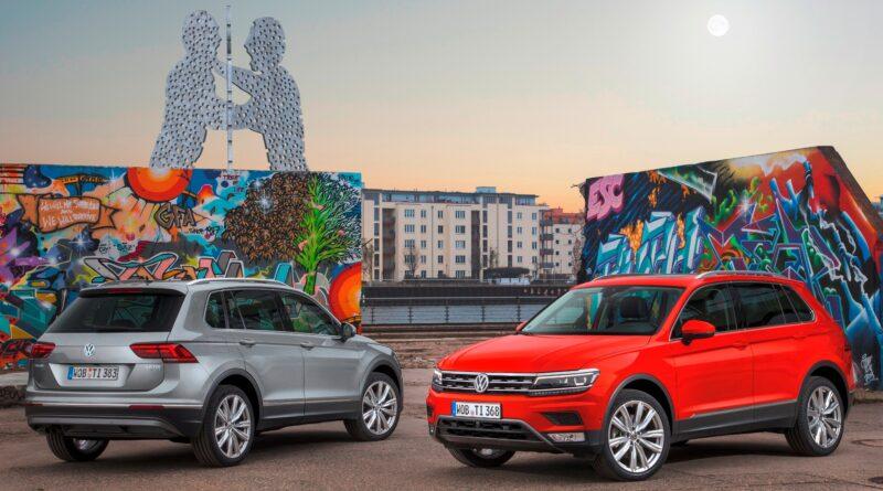 Volkswagen Tiguan 5N 2016