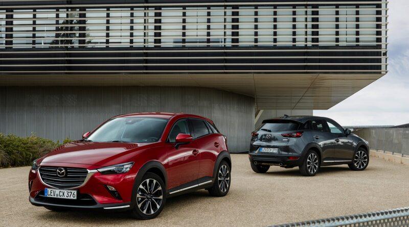 Mazda CX-3 DK 2018