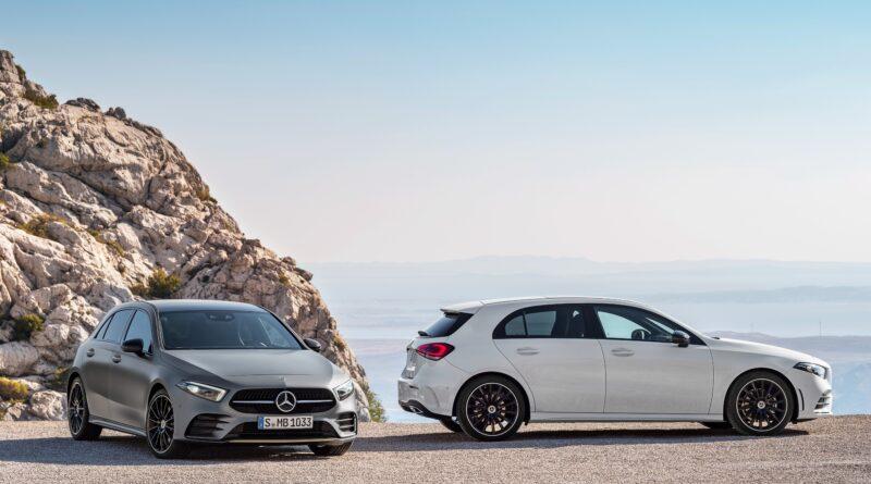 Mercedes-Benz A W177 2018