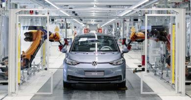 Volkswagen ID.3 výroba Cvikov