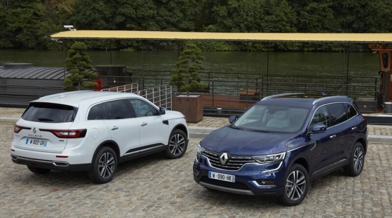 Renault Koleos HC 2016
