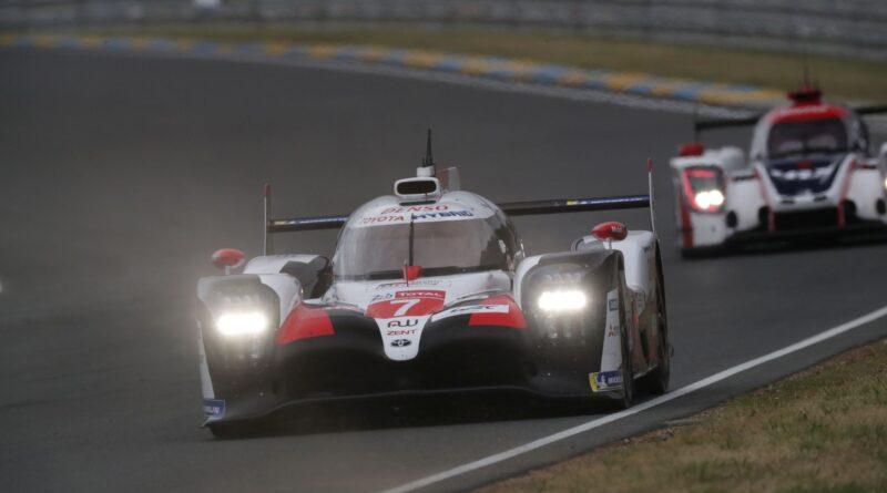 24 hodin Le Mans 2019 Toyota Gazoo Racing
