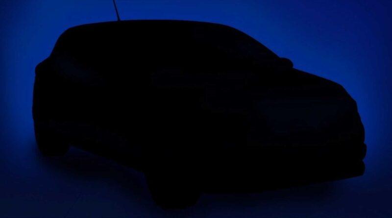 Dacia Sandero 2021 teaser