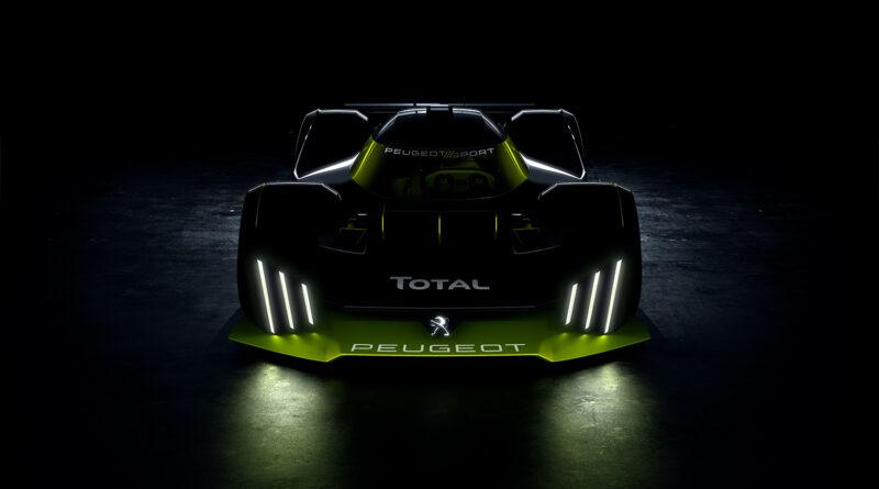 Peugeot Le Mans 2022 Hypercar